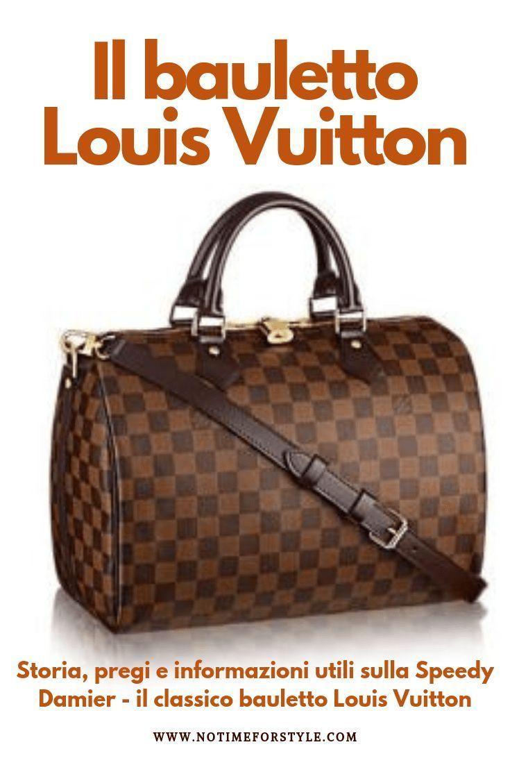 Il bauletto Louis Vuitton: recensione della Speedy in 2020 ...
