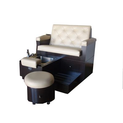 Pedicure Chairs Pedicure Spas Pedicure Stools by Interstate Design Industries Marlow Pedicure Bench  sc 1 st  Pinterest & Pedicure Chairs Pedicure Spas Pedicure Stools by Interstate ... islam-shia.org