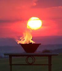 Agnihotra Fire