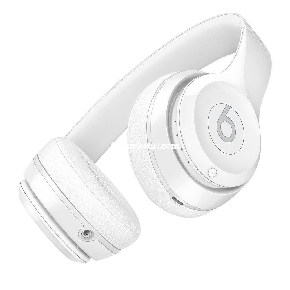 Beats Solo3 Wireless Gloss White On Ear Headphone Mnep2ll A Price In Bangladesh For Sell With Images Wireless Headphones In Ear Headphones Headphones