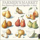 Farmers Market 2014 Wall Calendar | 2014 Food & Drink | CALENDARS.COM