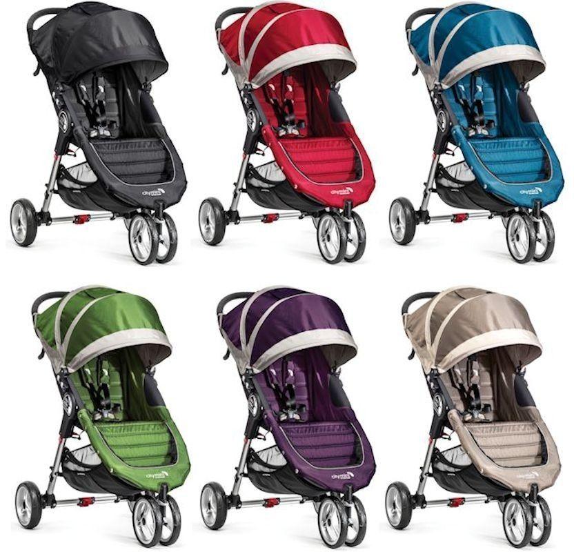 Baby Jogger City Mini Stroller 2014 Compact Lightweight 3