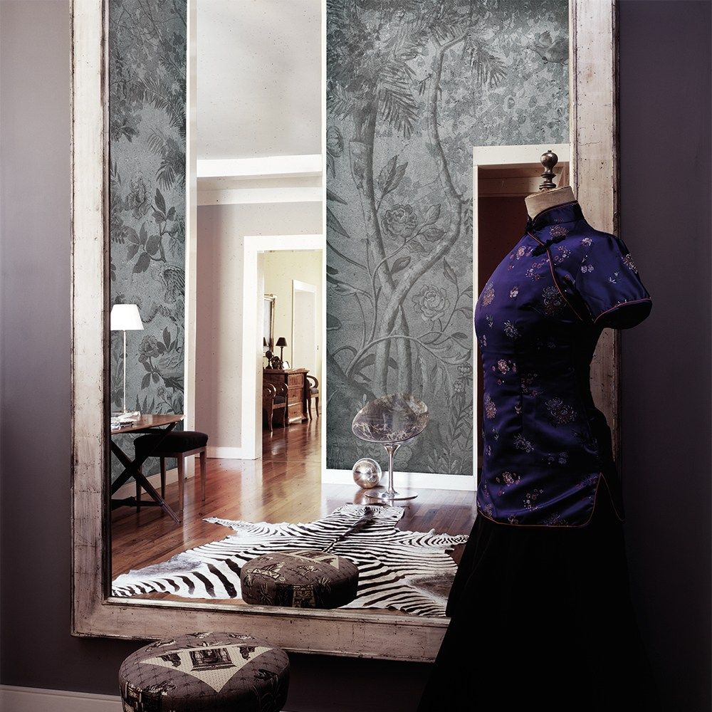 Adriani E Rossi Carta Da Parati vinyl wallpaper paradise luxury collectionadriani e