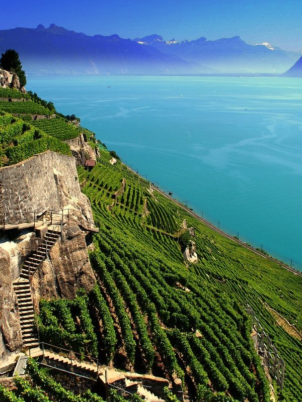 Switzerland, my second home... the most beautiful place in the world!