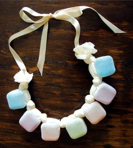 Beat The Heat On A Summer Trip Have The Kids Make Necklaces Out Of Reusable Ice Cubes Dollar Store Seasonal Section P Cube Necklace Necklace Peach Schnapps