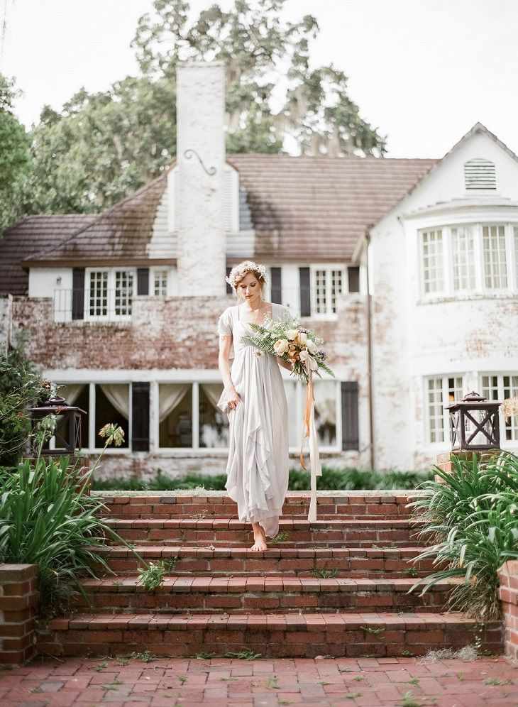 Pastel Wedding For A Dreamy Romantic English Countryside Wedding Inspiration