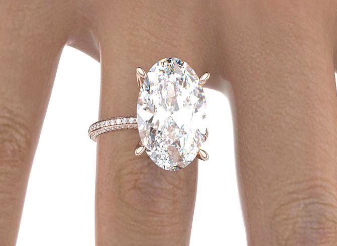 Ryan Reynolds Splashed 2m On Blake Lively S Wedding Ring Says Jeweler Exclusive Celebuzz Celebrity Engagement Rings Blake Lively Engagement Ring Celebrity Wedding Rings