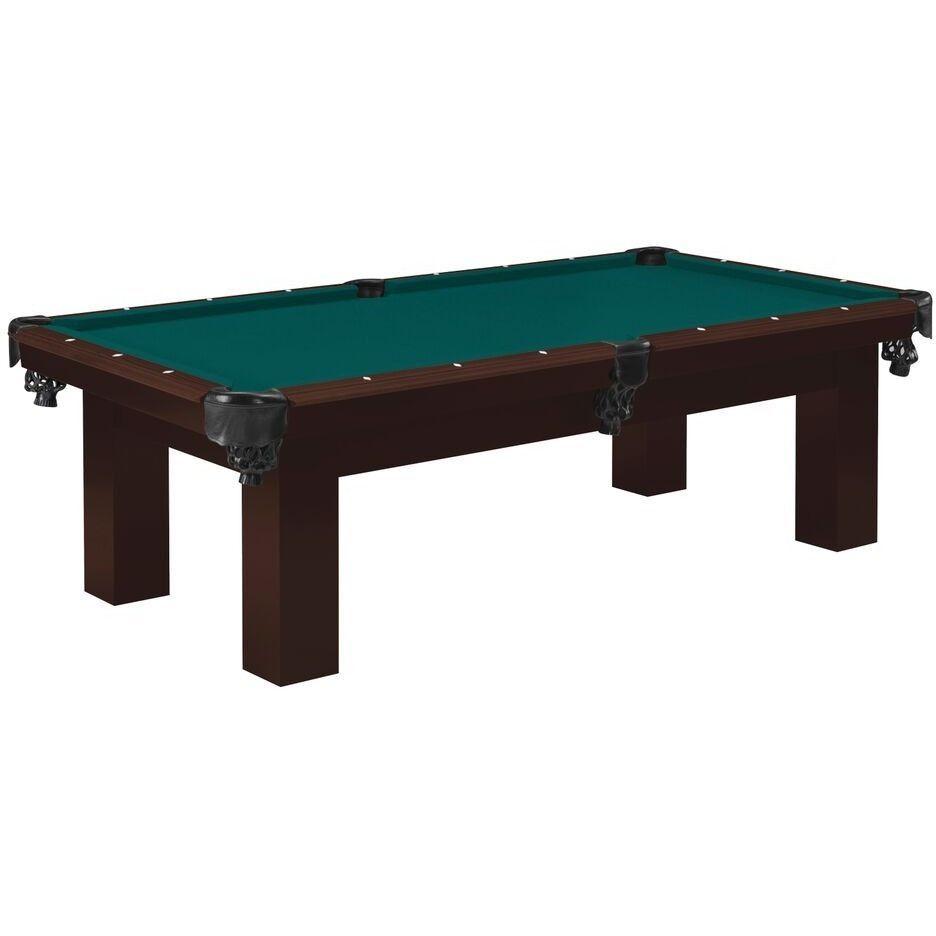 The Cle 8 Pool Table With Oak 8 Pool Table Pool Table Billiard Pool Table