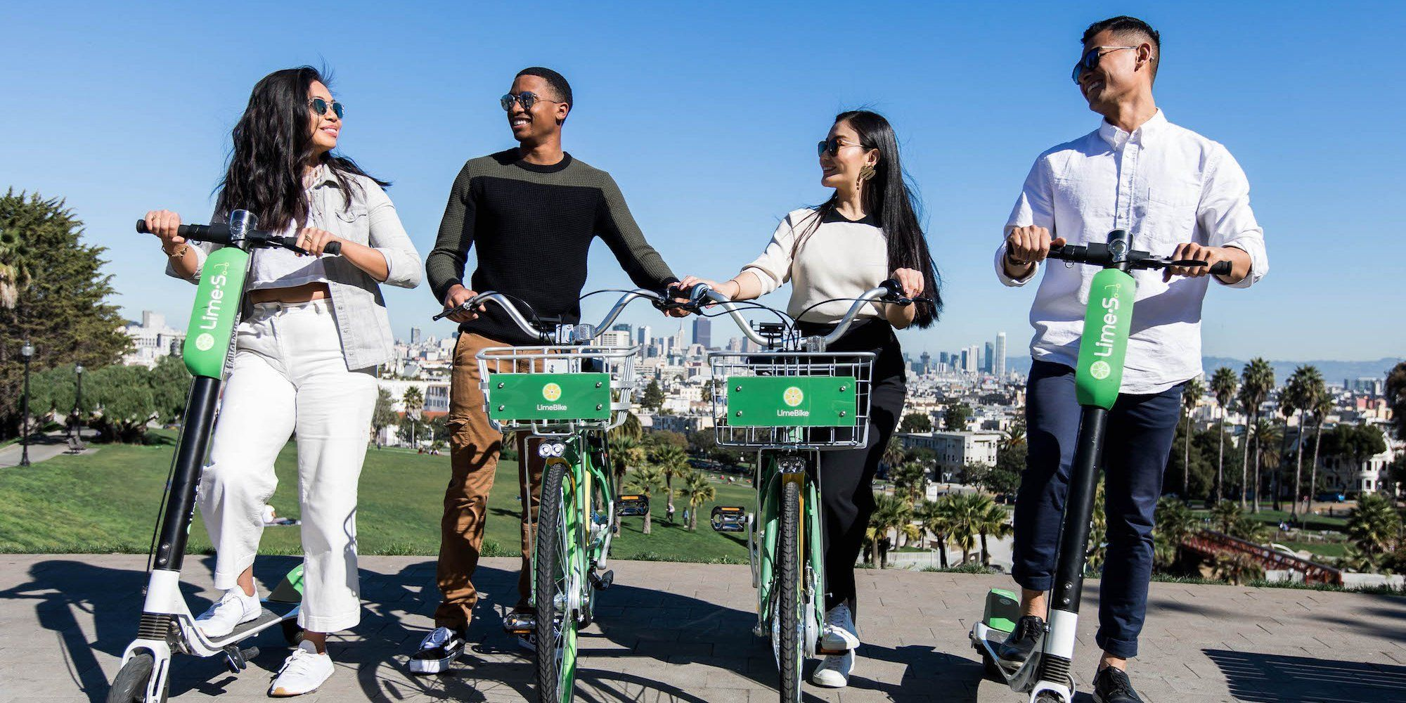 Limebike Scooters Have Secret Alarms Built In That Blare Loud