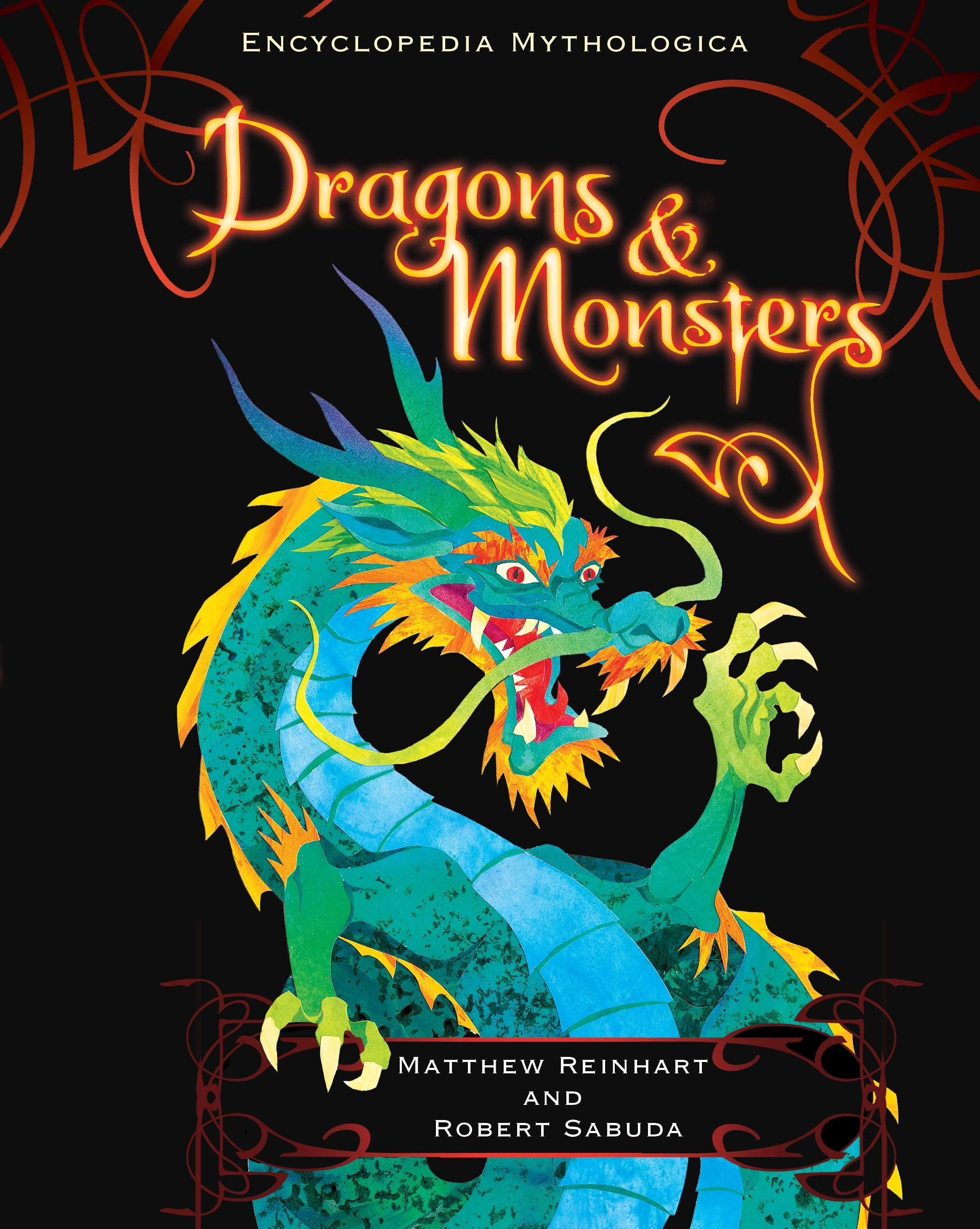 In a breathtaking book, the world's mythical pop-up masters - Reinhart and Robert Sabuda - unleash monsters and dragons that have prowled countrysides and imaginations for centuries. HC 9780763631734 / Ages 5 & up