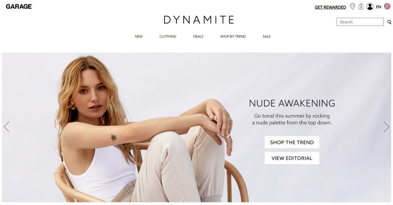Dynamite Clothing Coupon Code For August 2020 At Promocutcode Clothing Coupons Dynamite Clothing Online Womens Clothing