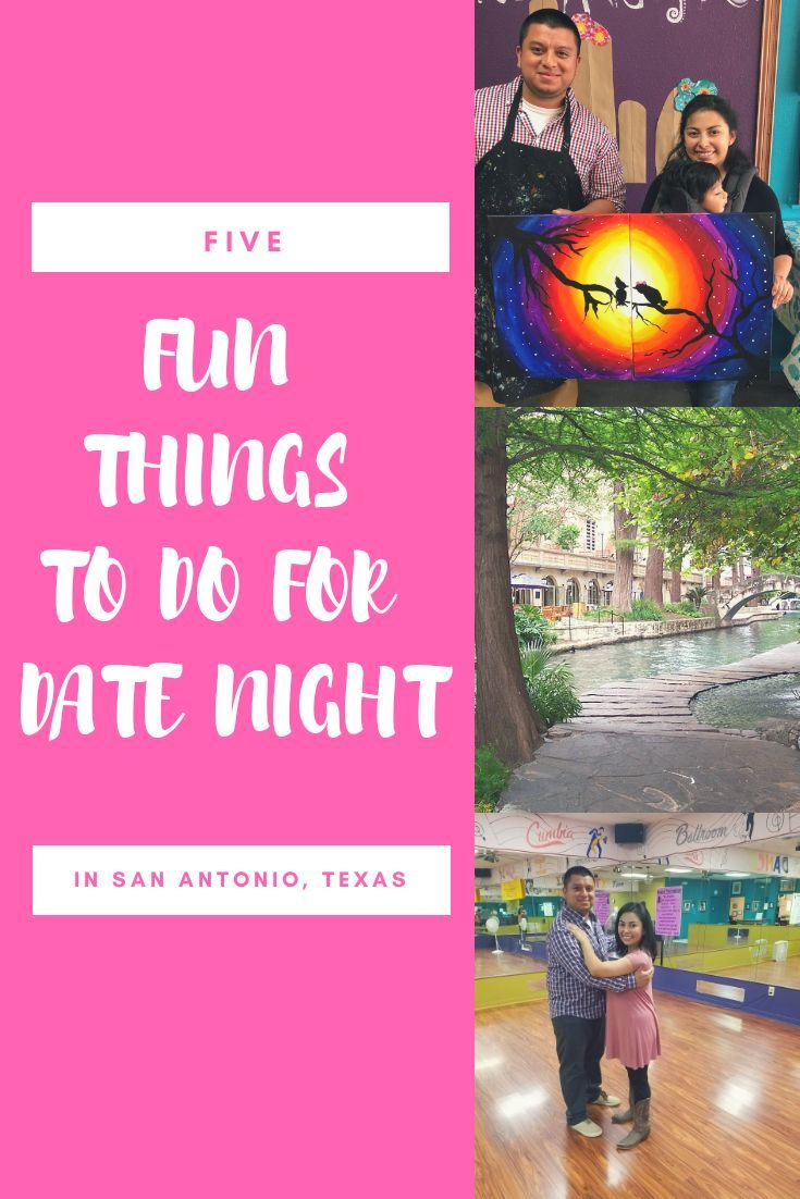 Fun things to do when you start dating