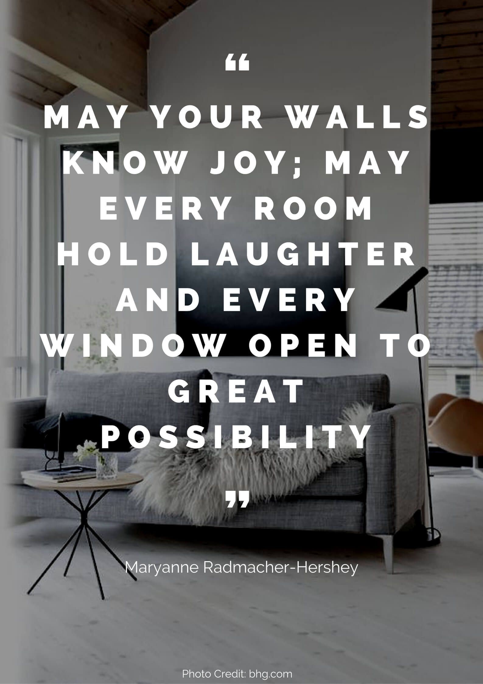 36 Beautiful Quotes About Home | New home quotes, Interior ...