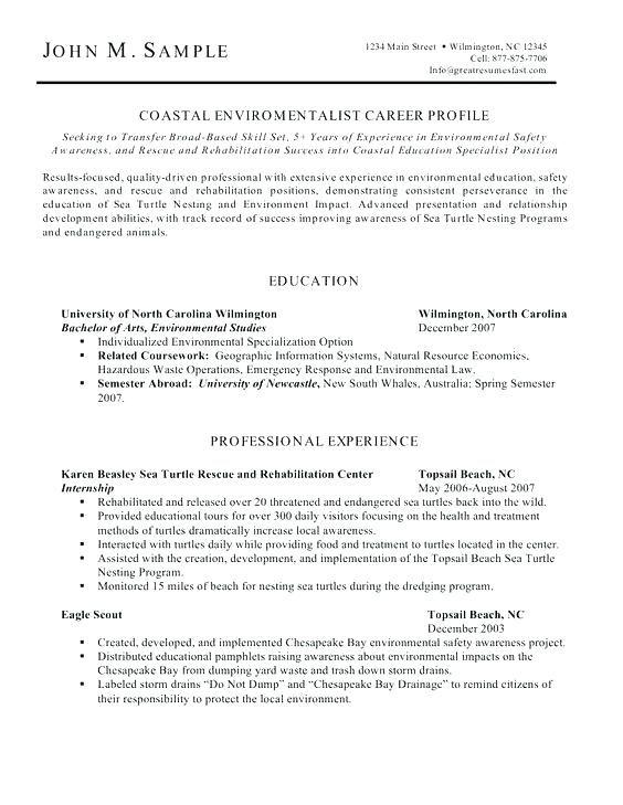 91b Good Resume Examples Resume Skills Resume Examples