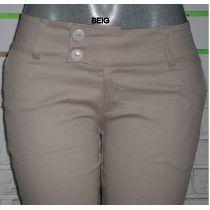 Pantalon En Dril Para Dama Buscar Con Google Pantalones En Dril Estilos De Pantalones Pantalones De Vestir