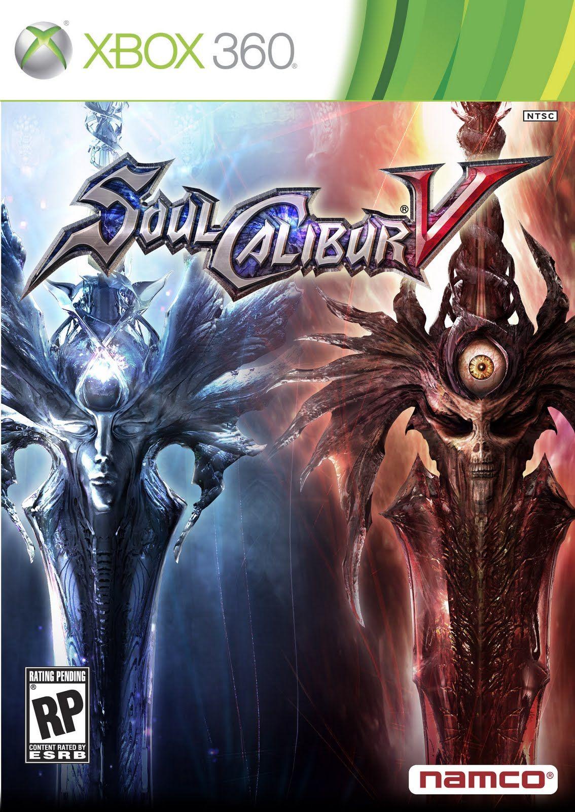 Free download soul calibur 5 xbox 360 game httpwww