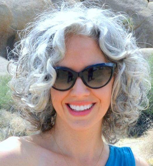 Cortes de cabelos para cabelos grisalhos - Viva 50