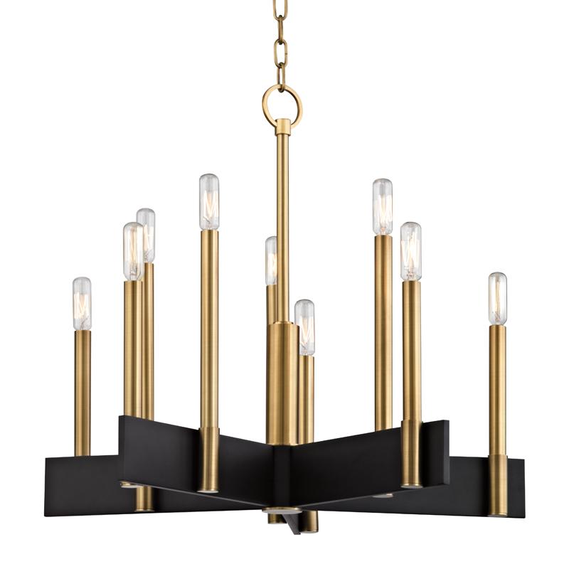 Abrams Hudson Valley Lighting Candle Chandelier Modern Chandelier