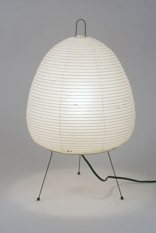 Akari 1a Light Sculpture Noguchi Lamp Lamp