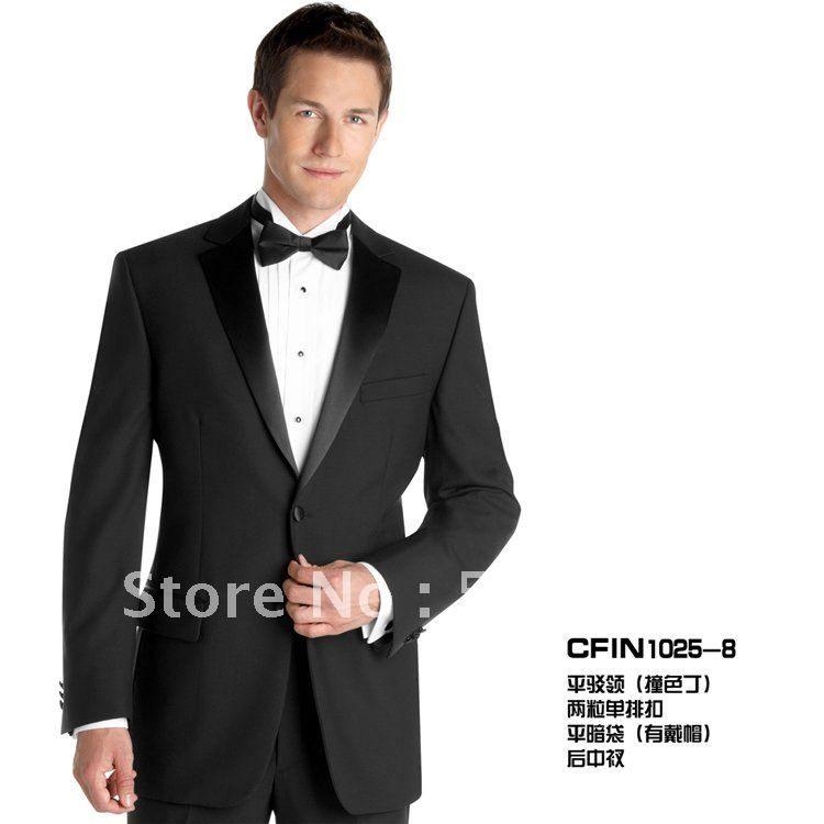 Imagini pentru black wedding suits for men   DHGATE COM/ ALI ...