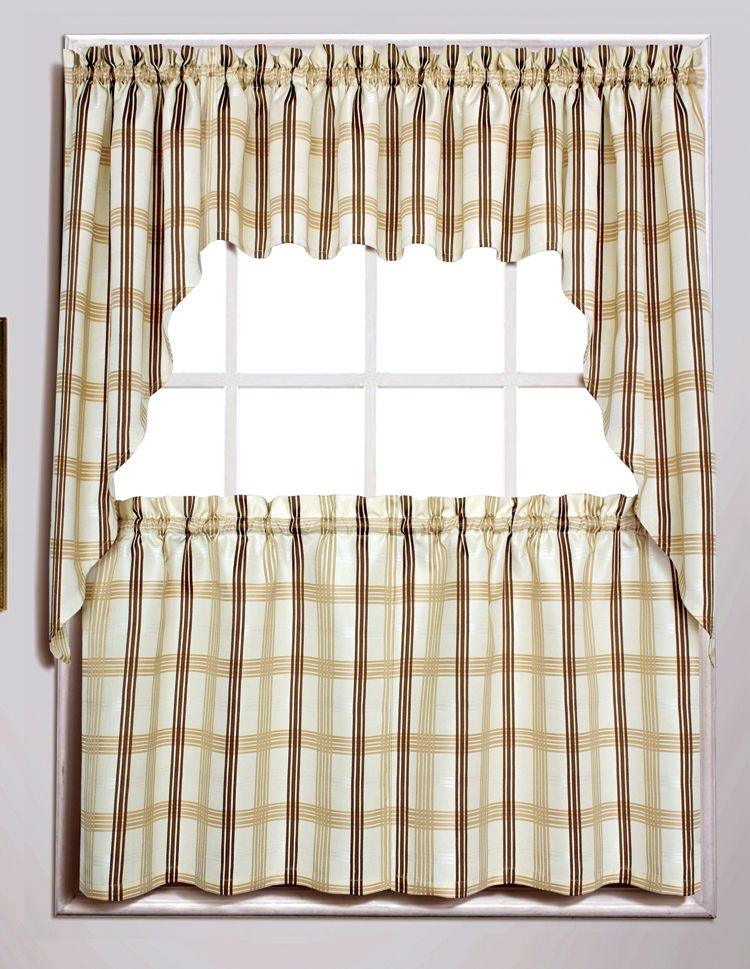 Chadwick Curtains Beige Lorraine Cafe Tier Curtains Curtains Kitchen Curtains And Valances Kitchen Curtains