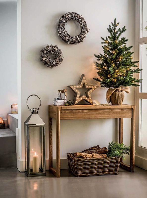 Portland Mitchell styles Christmas brochure for El Corte Ingles ... eef933482643
