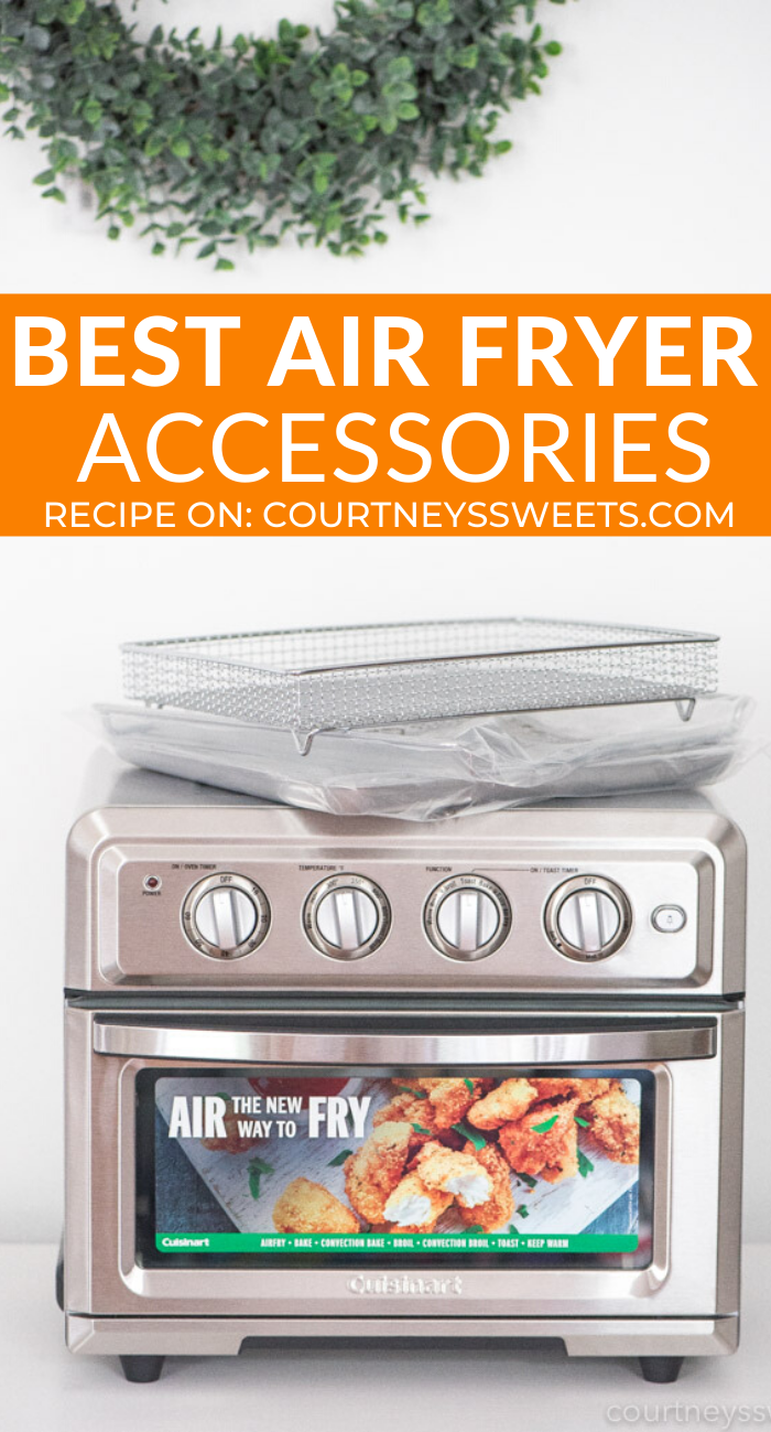 This Air Fryer Accessories List Is All Of Our Favorite Items That Can Be Used In Or With Your Air Frye Toaster Oven Recipes Air Fryer Oven Recipes Oven Recipes