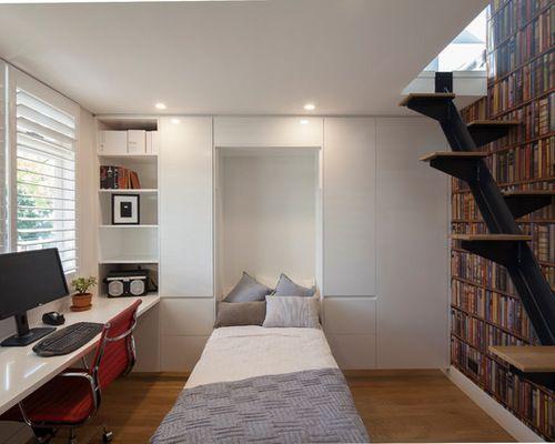 Foton och inspiration till inredning och renovering Corner Bed