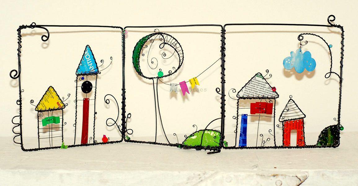 Trabalho de Ana Moraes. Adoro!