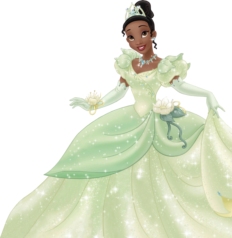Princess Tiana Face: Princess Tiana