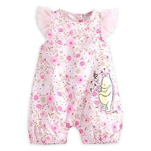 1d16d921d3a9 Winnie the Pooh Baby Romper Baby Girl Disney Size 18-24 Months  Disney   Everyday