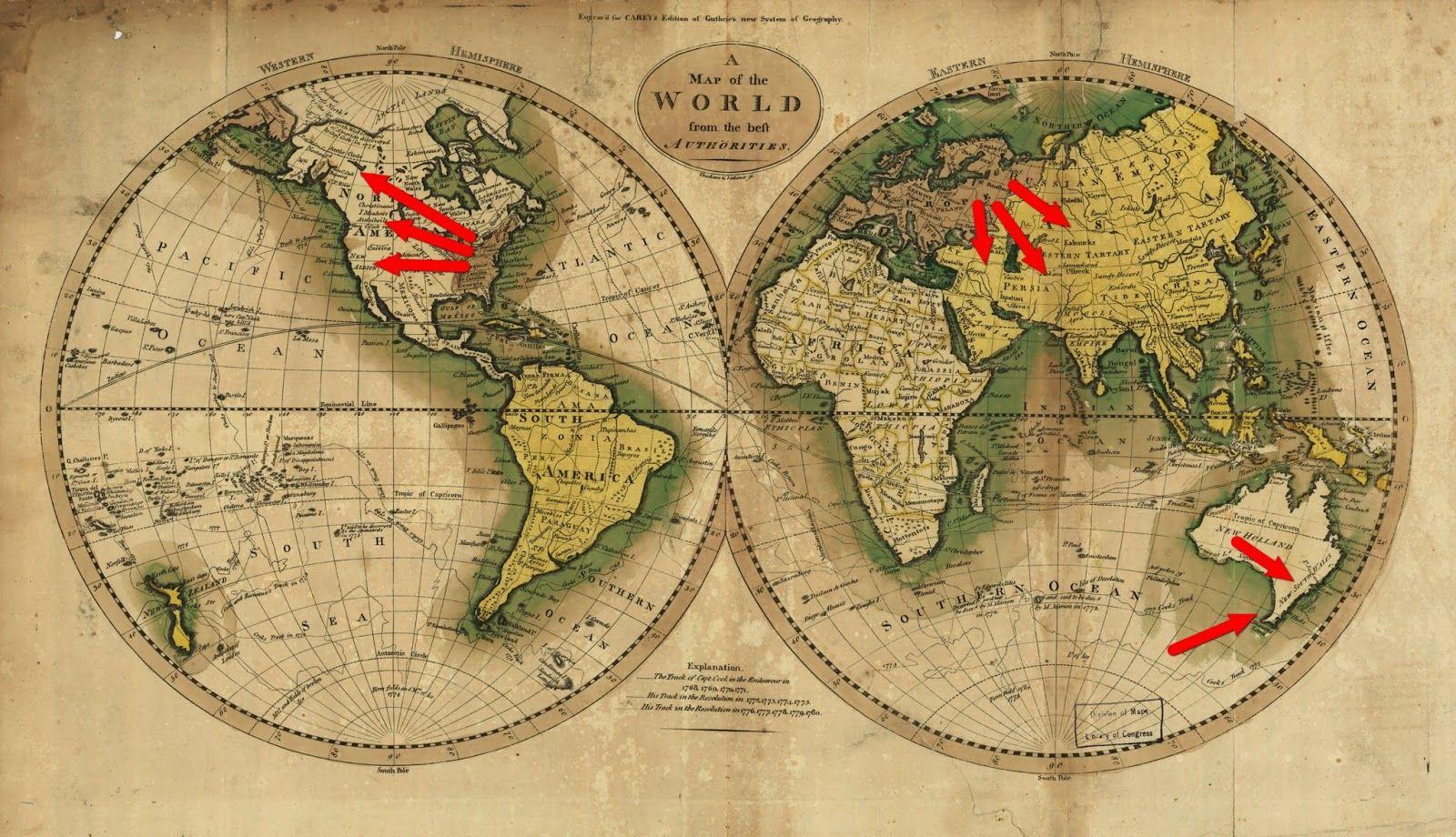 1000 pinterest antique world maps canvas old world map ancient maps world 22 gumiabroncs Choice Image