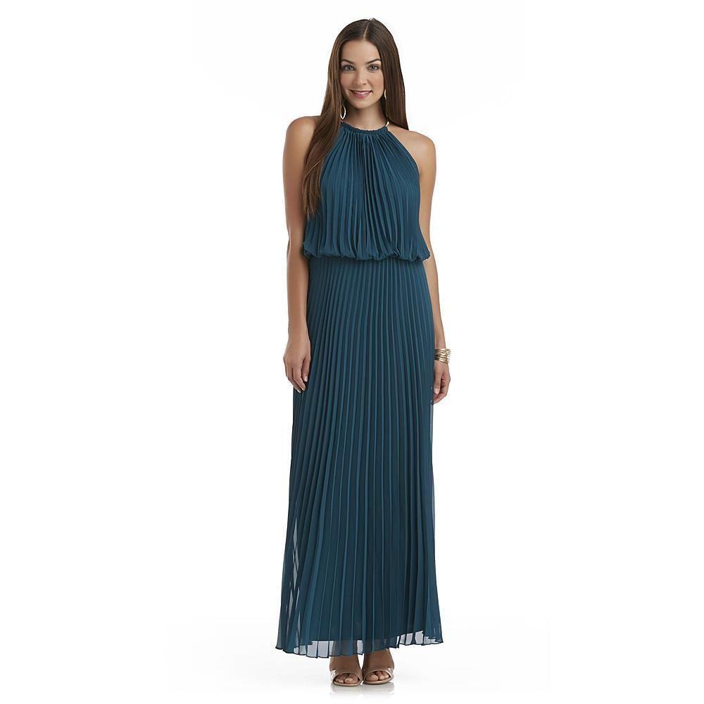 Pleated Maxi Dress Sizes 16 or 18 #JBSLimited #Maxi