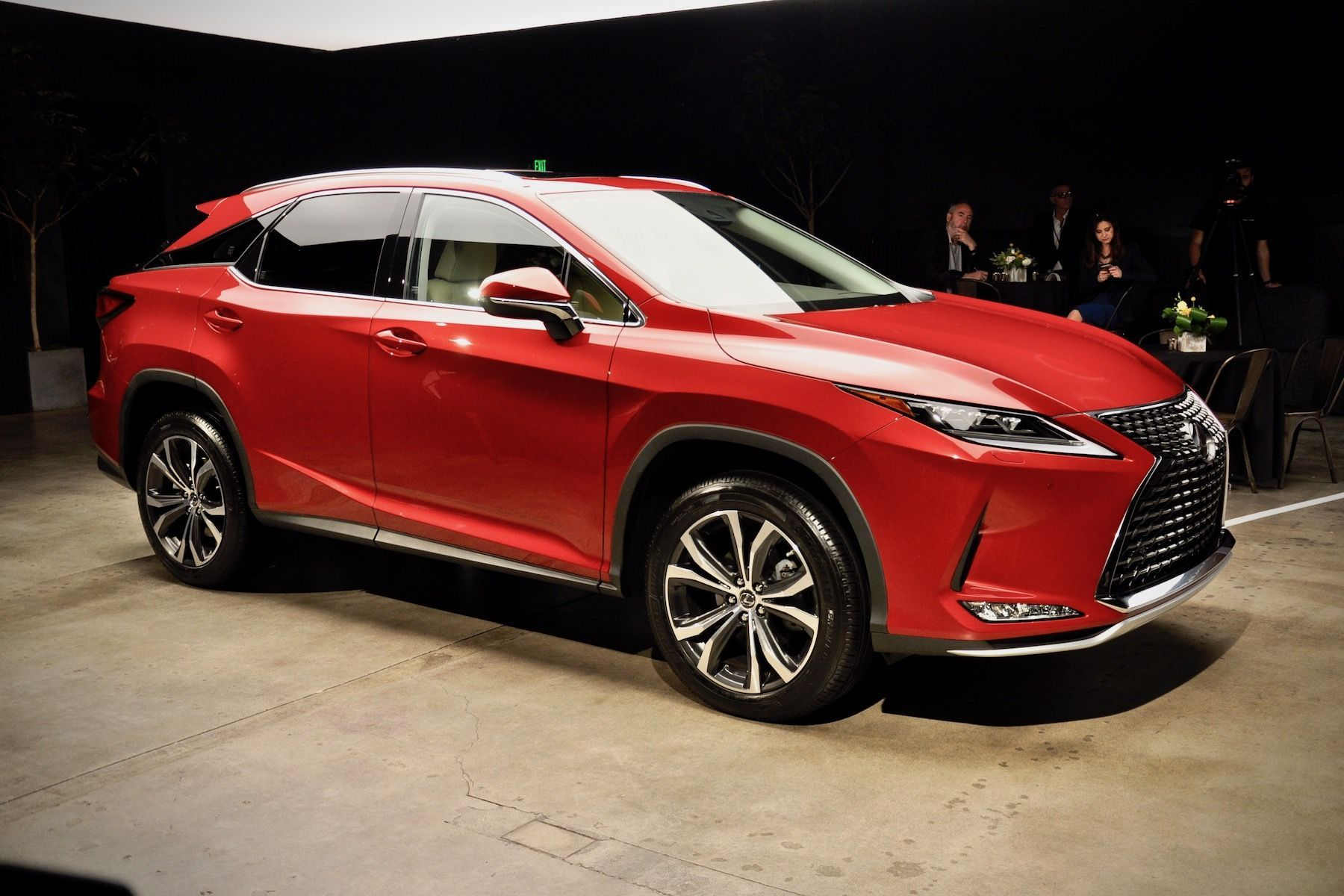 First look 2020 Lexus RX 350 and RX 450h Lexus rx 350