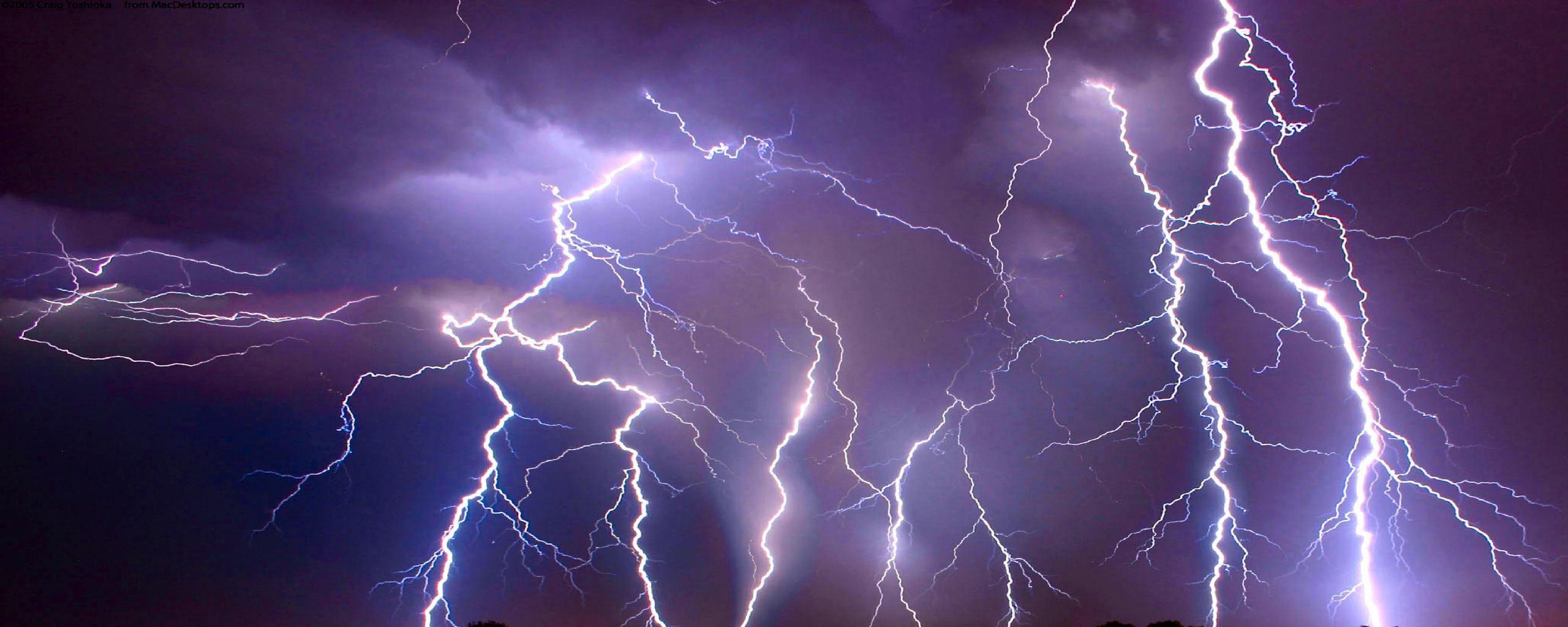 HD Lightning Wallpapers Wallpaper Iphone