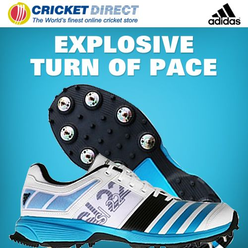 fb21a92f534 Adidas SL22 FS II #Cricket Shoe: Extreme comfort & grip for those ...