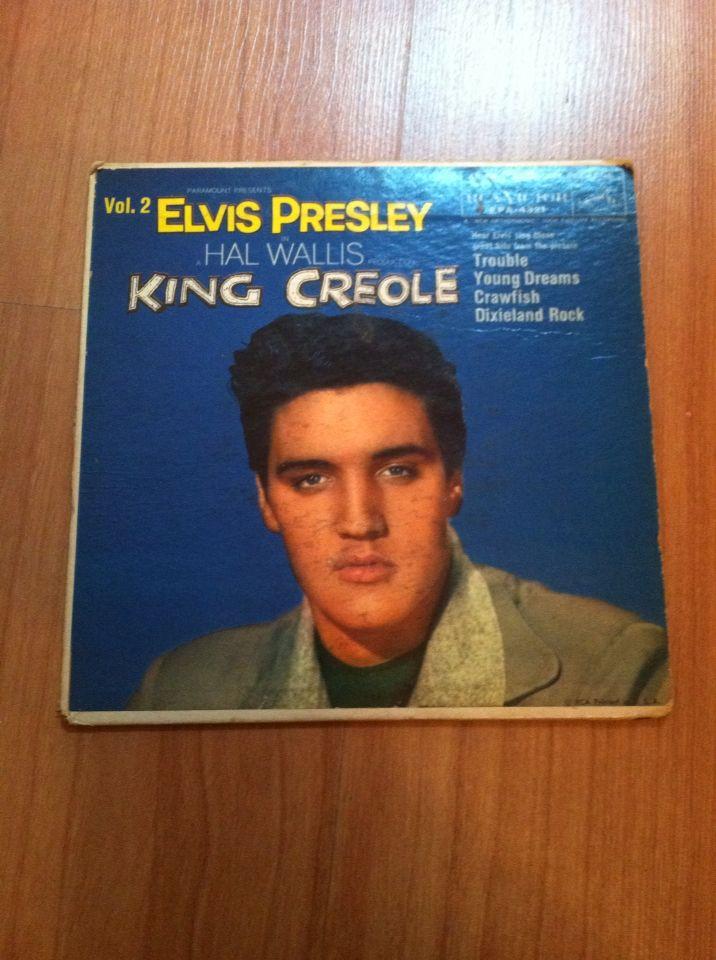 3db6a094322 Vol. 2 Elvis Presley in a Hal Wallis production King Creole 1958 ...