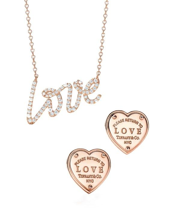 Tiffany Co 2017 Valentine S Day Gift Guide Jewelry Pinterest