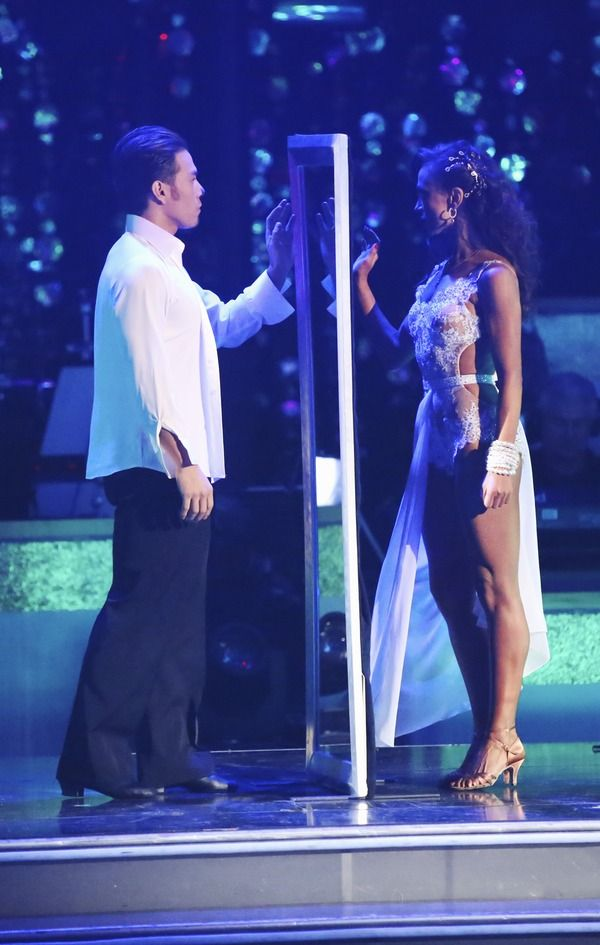 dancing with the stars photos week 9 stunning dance to