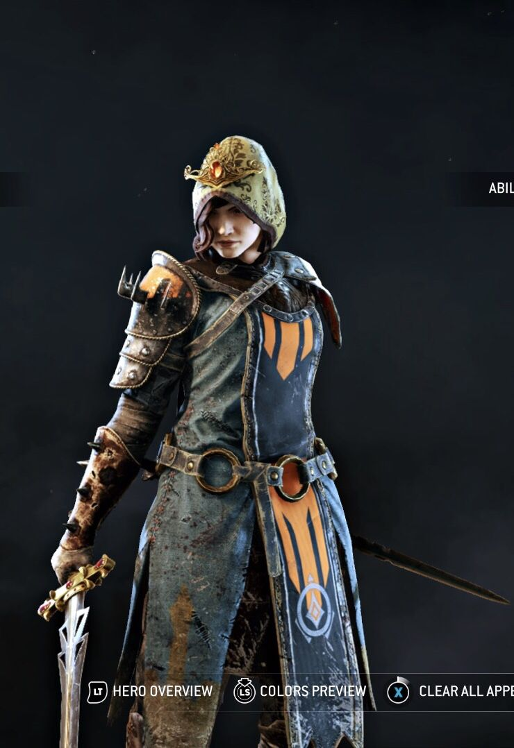 peacekeeper face honor For