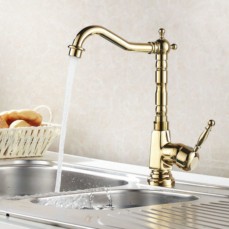 2014 Promotion Time-limited Lanos Kitchen Faucets Sink Faucet Copper Kitchen Basin Mixer