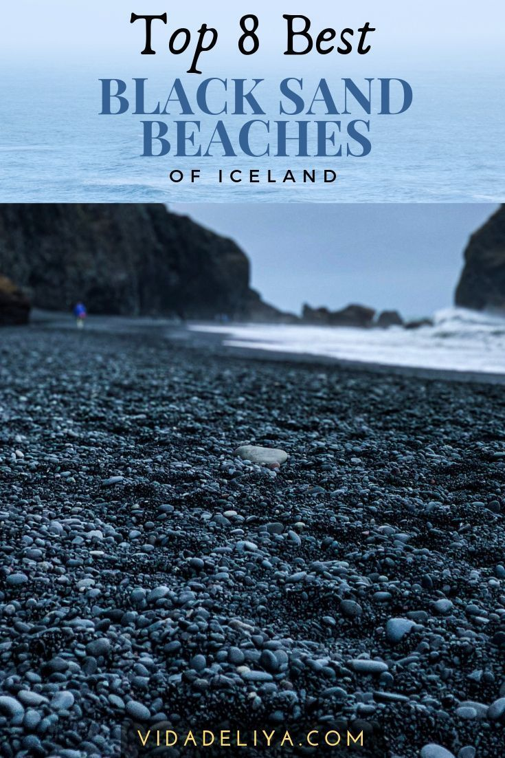 The Best 8 Black Sand Beaches in Iceland in 2020 | Iceland ...