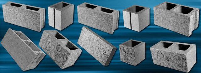 La construcci n con bloques de cemento tiene ventajas econ micas en comparaci n a otros sistemas - Clases de ladrillos ...