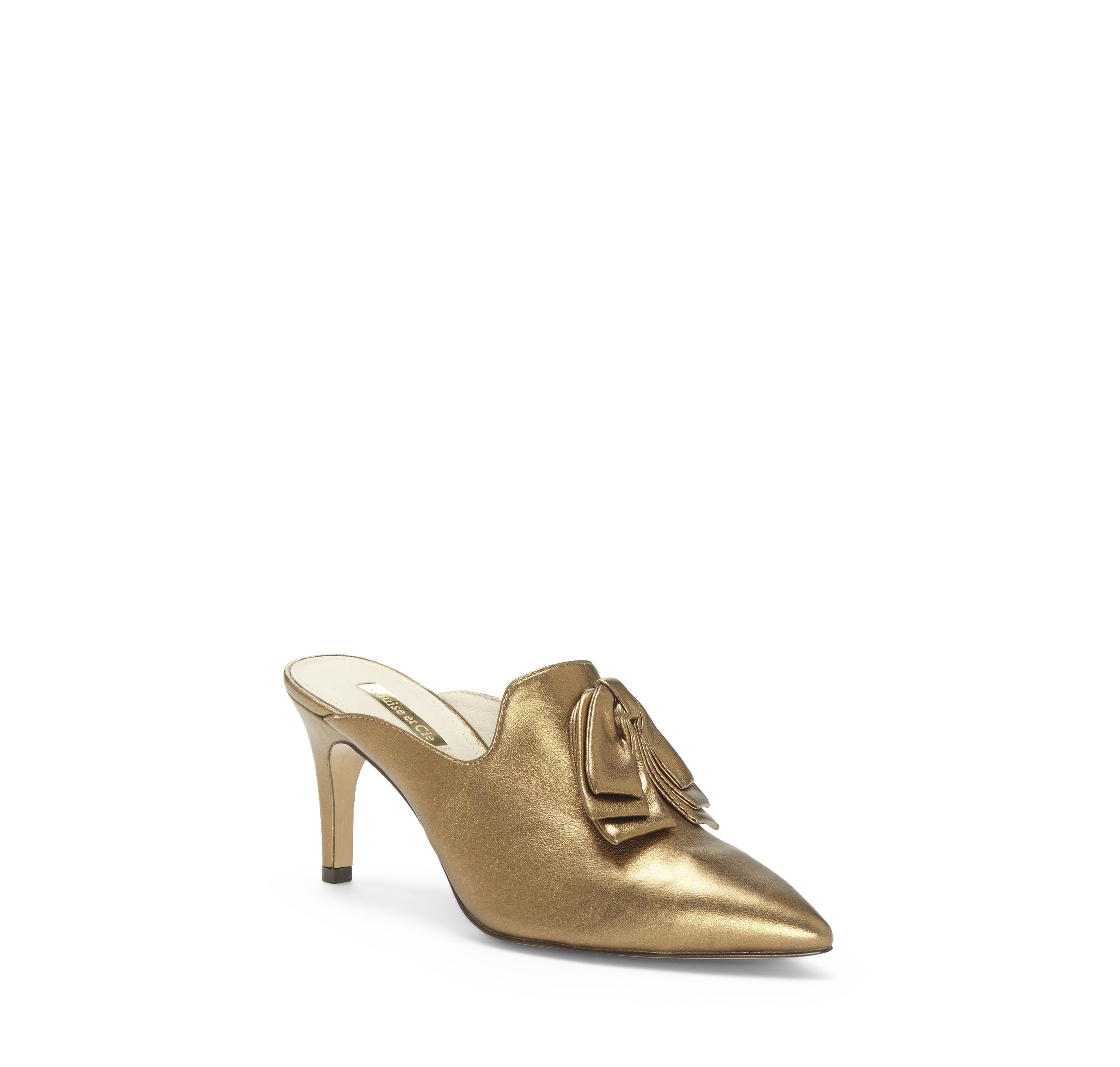 find great for sale Manolo Blahnik Pointed-Toe Bow-Adorned Mules for cheap sale online marketable online outlet for cheap Manchester cheap online HhVhVgR86