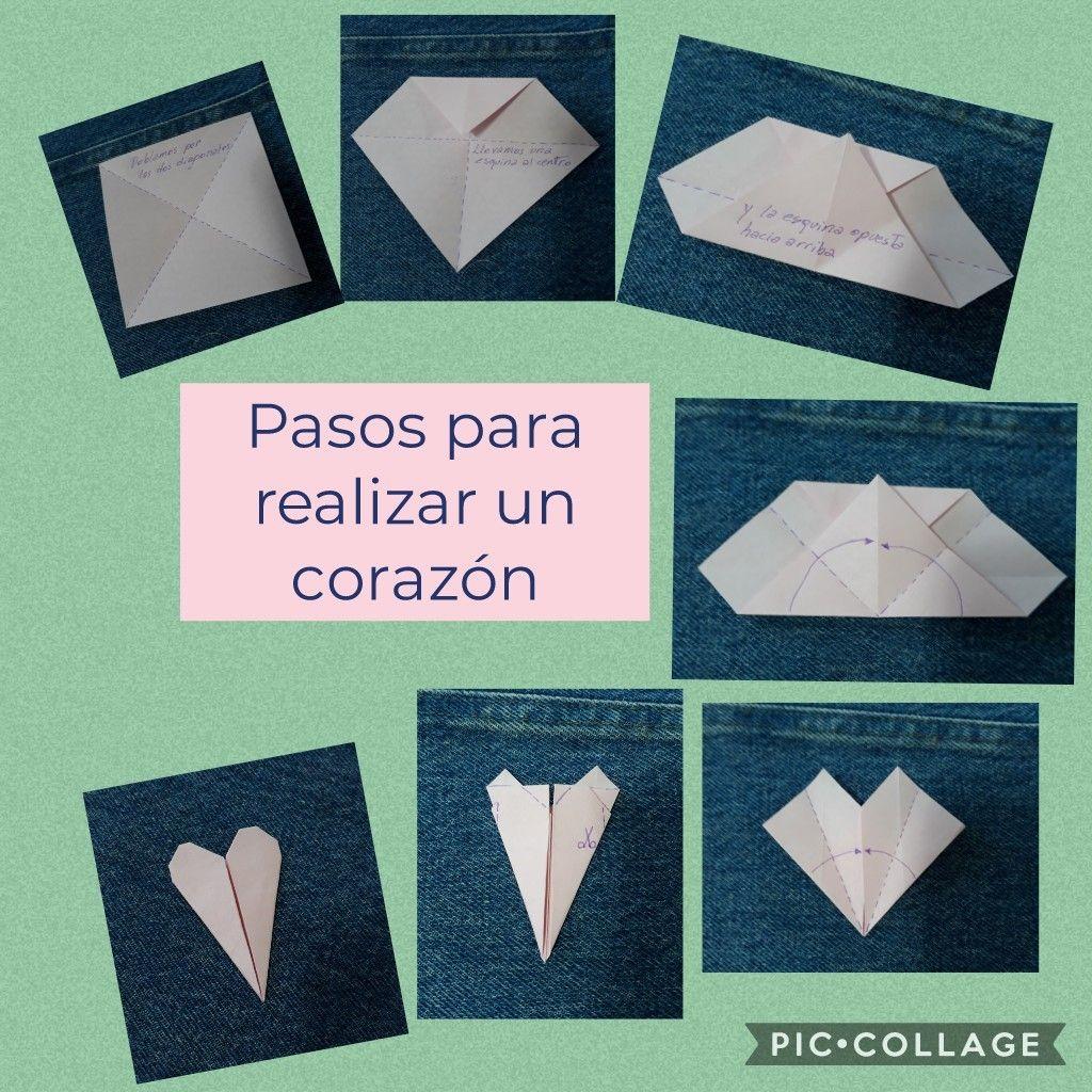 Photo of Corazón de origami