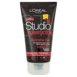 L Oreal Studioline Indestructible Extreme Gel Hair Styling Extreme Strength 48hrs 150ml 5 07 Fl Oz 1 Pcs This Is An Amazon Affiliate Hair Gel Gel Loreal