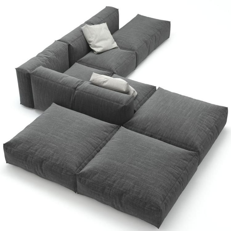 75 Great Modular And Convertible Sofa For Small Living Room Decor Ideas Livi Sofa Bed For Small Spaces Small Living Room Design Modular Living Room Furniture