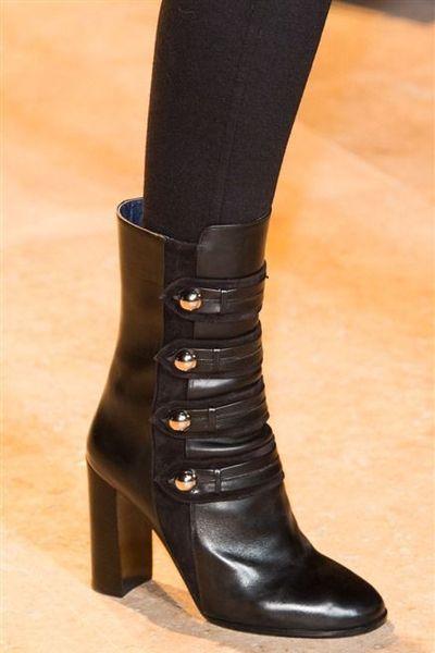 cb74d90f77ab Tendances chaussures défilés automne-hiver 2015-2016 - L Express Styles -  Isabel Marant