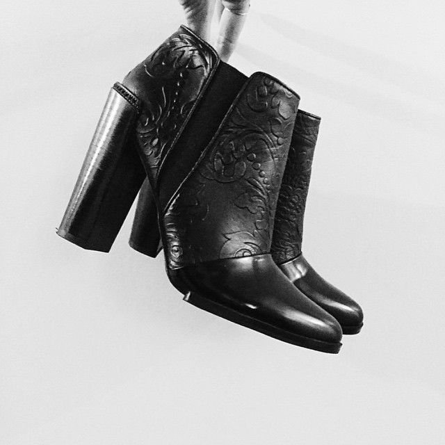 The #senso Sahra booties via @yanildn