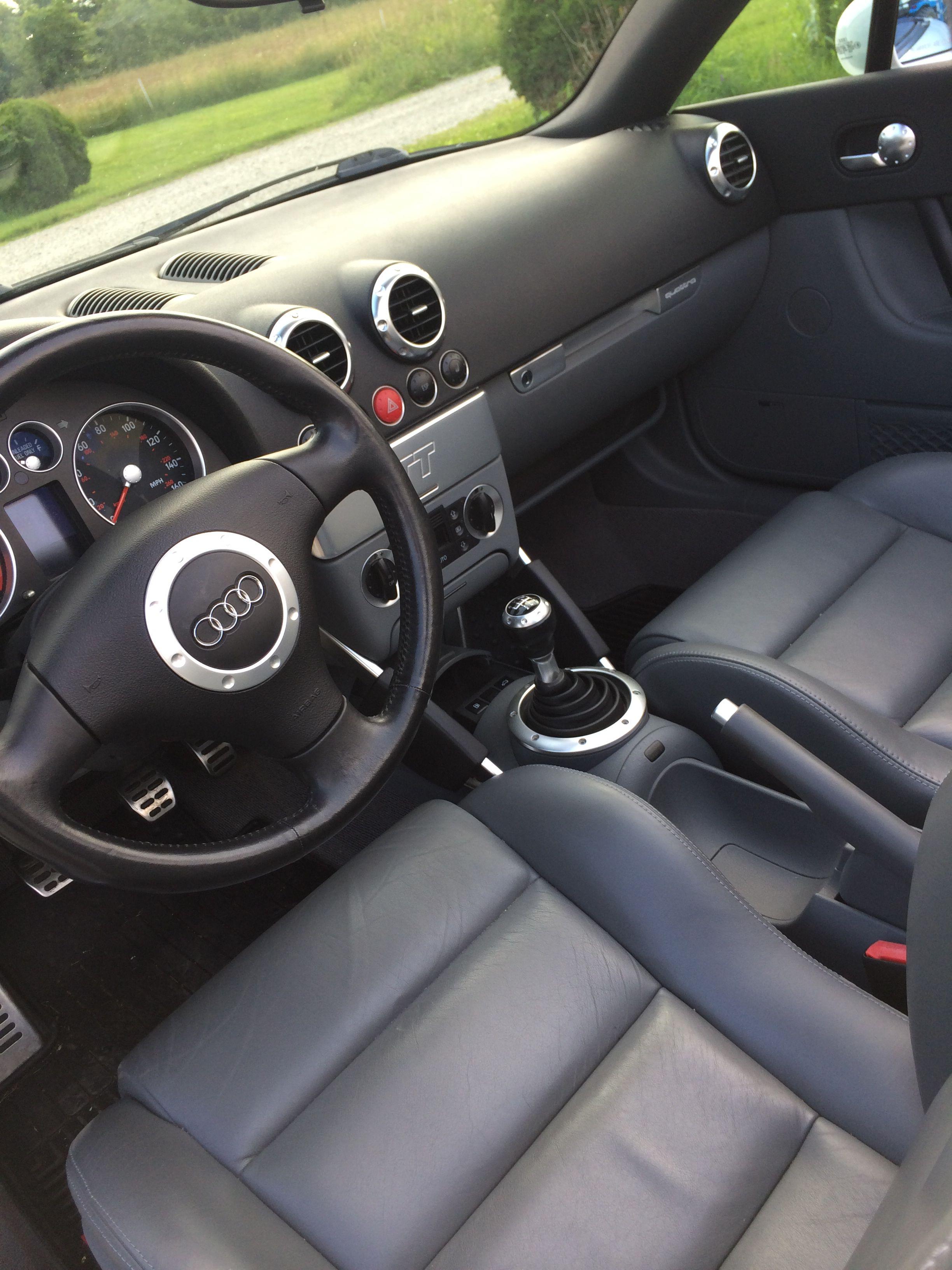 Audi Tt Interior Mk1 - Year of Clean Water